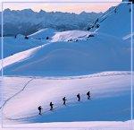 Schneeschuhwandern in Vorarlberg - Vorarlberg
