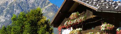 Hotels & Unterkünfte - Tirol