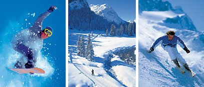 Winter in Kärnten - Kaernten