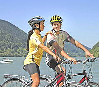 cycling in Oberösterreich - Austria Superioara