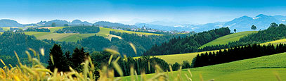Regionen in Oberösterreich - Oberoesterreich