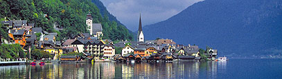 Towns and villages in Upper Austria - Austria Superioara