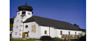 "Church ""Reindlmühl"" - Altmuenster Upper Austria"
