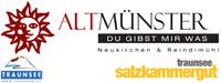 ALTMÜNSTER Logo - Altmuenster Upper Austria