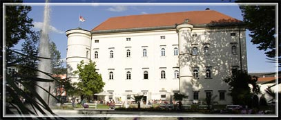 Spittal an der Drau - Region Millstätter See Erlebnisschloss Porcia / Museum für Volkskultur - Spittal a.D. Kaernten