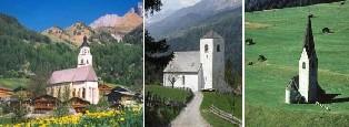 Maria Schnee - St. Nikolaus - St. Georg - Hohe Tauern Osttirol Tirol