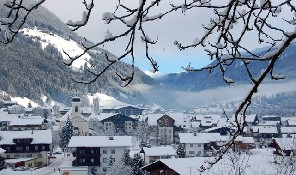 St. Jakob im Winter - St. Jakob im Defereggental Tirol