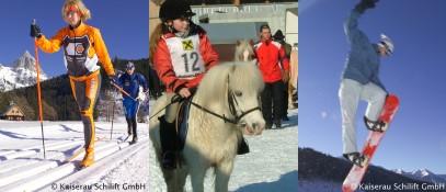 Winter - Admont Steiermark