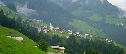 Fontanella/Faschina Vorarlberg