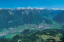 Bludenz Alpine Region