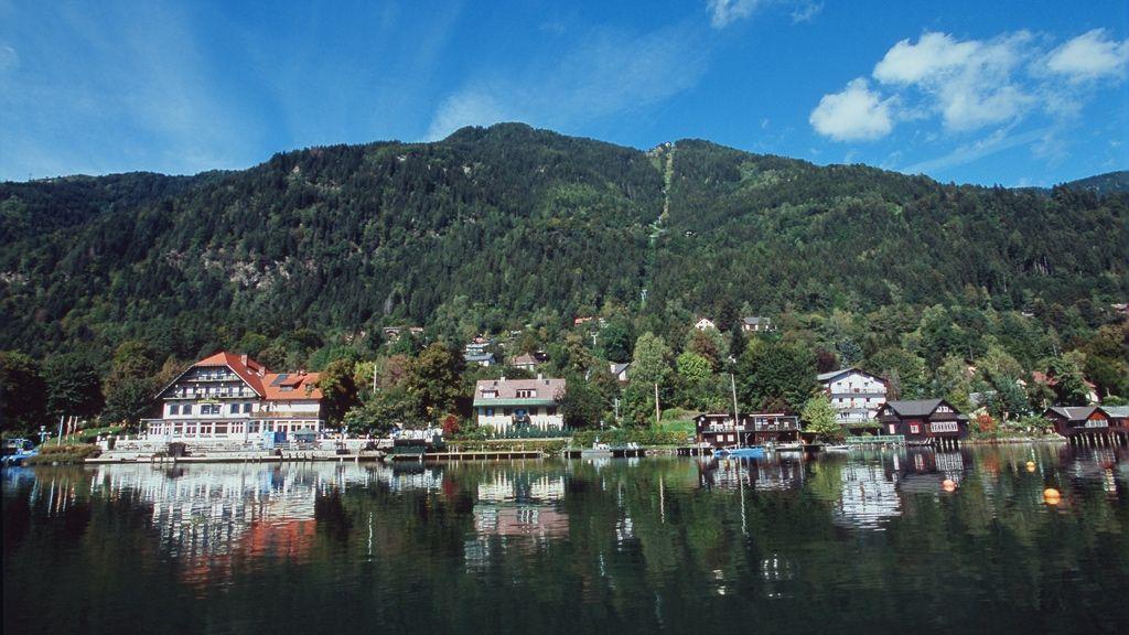 Routenplaner Steindorf am Ossiacher See - Treffen