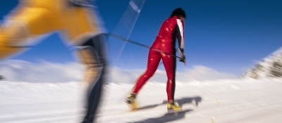 Uttendorf/Weißsee Cross-country skiing tracks in Uttendorf Image - Uttendorf  /  Weißsee Salzburg