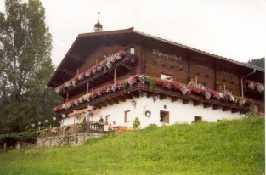 Alpengasthof Liebenberg - Uttendorf / Weißsee Salzburg