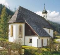 Uttendorf/Weißsee Filialkirche zur Hl. Margaretha Bild - Uttendorf / Weißsee Salzburg