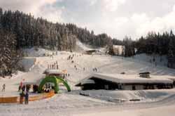 Moesern/Seewald-Gschwandtkopf ski resort Moesern/Seewald-Gschwandtkopf ski resort Image - Moesern Tirol