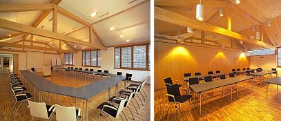 Seminarräume - Weissensee Kaernten