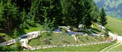 Kneipp- und Wasserspiellandschaft Gänsanger - ZELL AM ZILLER - ZILLERTAL ARENA - Zell am Ziller, Zillertal Arena Tirol
