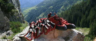 Kramsach Klettergarten Berghaus Sonnwendjoch Image - Kramsach Tirol