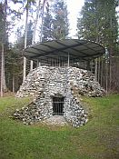 Kalkbrennofen - Berg im Drautal Kaernten
