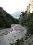 wildromantische Ochsenschluchtklamm - Berg im Drautal Kaernten