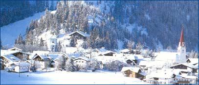 Bichlbach in winter   - Bichlbach Tirol