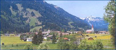 Erwandern sie die schöne Bergwelt  - Bichlbach Tirol