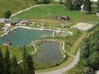 Bichlbacher Badesee - Bichlbach Tirol