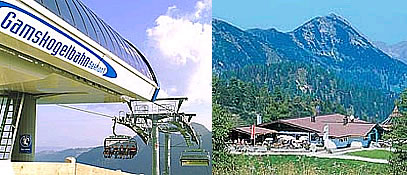 Gamskogelbahn 1 Sommerbetrieb - Altenmarkt-Zauchensee Salzburg