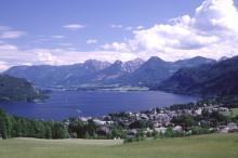 Wolfgangsee Region