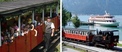 Jenbach Achenseebahn Image - Jenbach Tirol