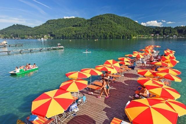 Urlaubsregion Klopeiner See - Sdkrnten | Wrmste