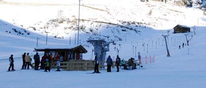 Skilift - Laengenfeld Tirol