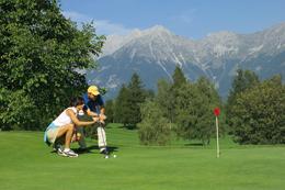 Olympia Golf Igls - Igls Tirol