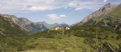 Hanauer hut in Imst - Imst Tirol