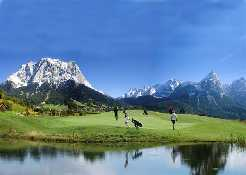 Golf - Lermoos Tirol