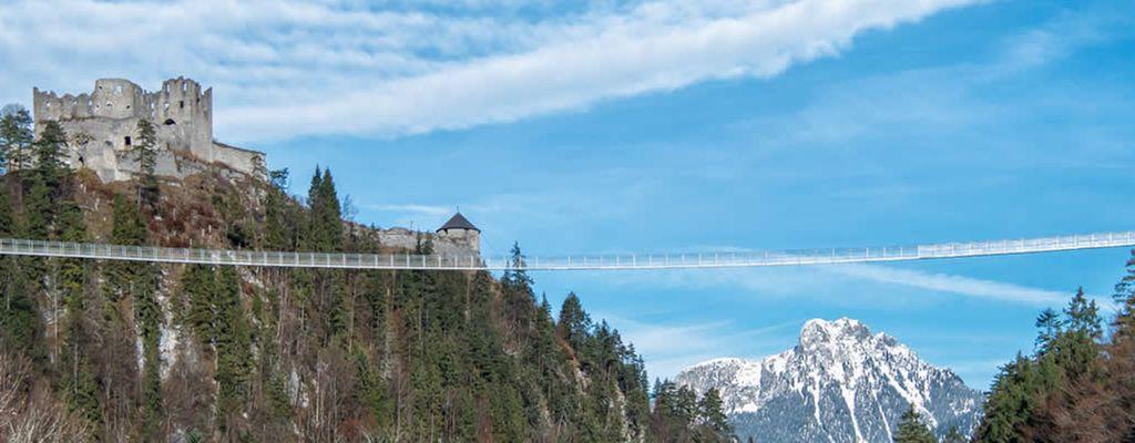 Reiten & Pferde Urlaub - Skigebiet Reuttener Seilbahnen