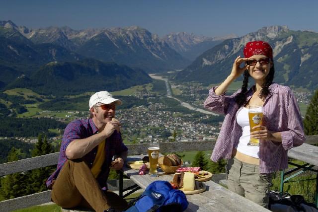 Reutte Naturparkregion - Wandern & Bergsteigen