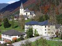 Pfarrkirche Hollenstein - Hollenstein a.d. Ybbs Niederoesterreich