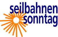 Seilbahnen Sonntag Logo - Seilbahnen  Sonntag Sonntag-Buchboden