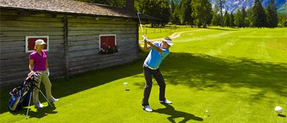 Golfen in Pertisau - Golf & Landclub Achensee Pertisau am Achensee