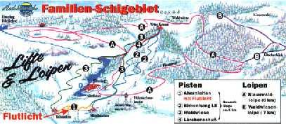 Hochbärneck Panoramabild - Hochbaerneck St. Anton a. d. Jeßnitz