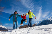Familien Winterurlaub - Familien-Winterurlaub