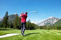 Golfen - Staedteurlaub