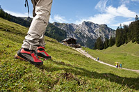 Hiking in the Alps - Escursioni